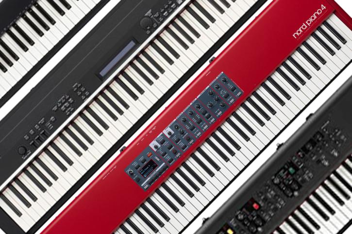 DTMにおけるMIDIキーボードとステージピアノを考える