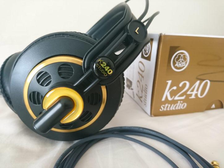 「AKG K240 Studio」を買ってみた4